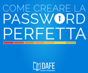 Come creare la password perfetta